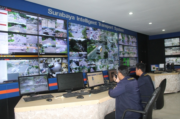 Surabaya Intelligence Traffic System