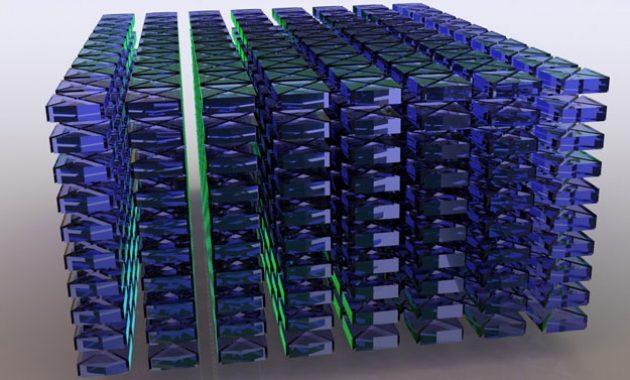 teknologi metamaterial